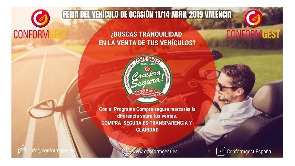ConformGest España ConformGest en la Feria de Vehículos de Selección-Ocasión