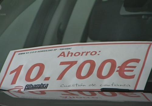 ConformGest España Venta de coche de segunda mano aumentan 3,6%