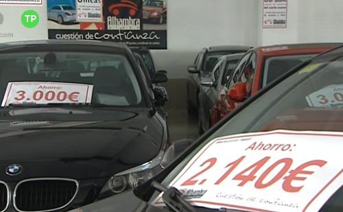 ConformGest España Aumentan las ventas de coche de segunda mano
